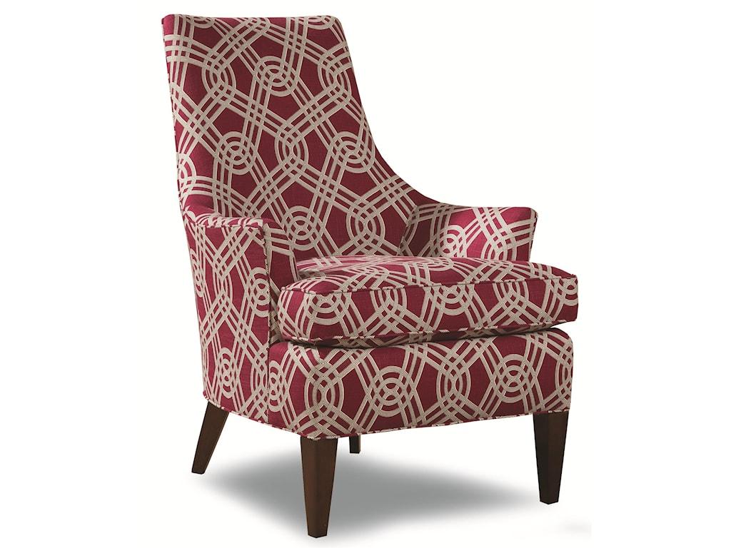 Geoffrey Alexander 7471Contemporary Accent Chair