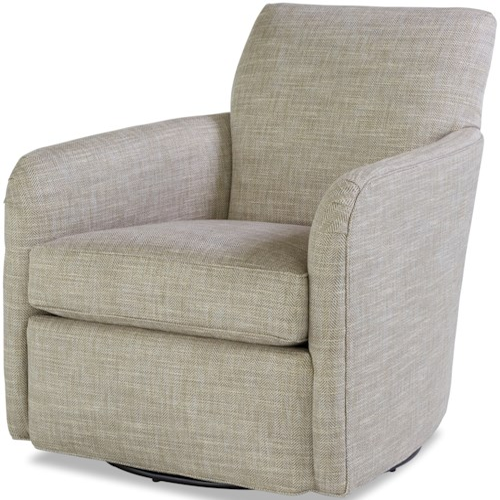 Huntington House 7711 Swivel Accent Chair