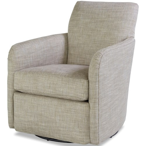 Geoffrey Alexander 7711 Swivel Accent Chair