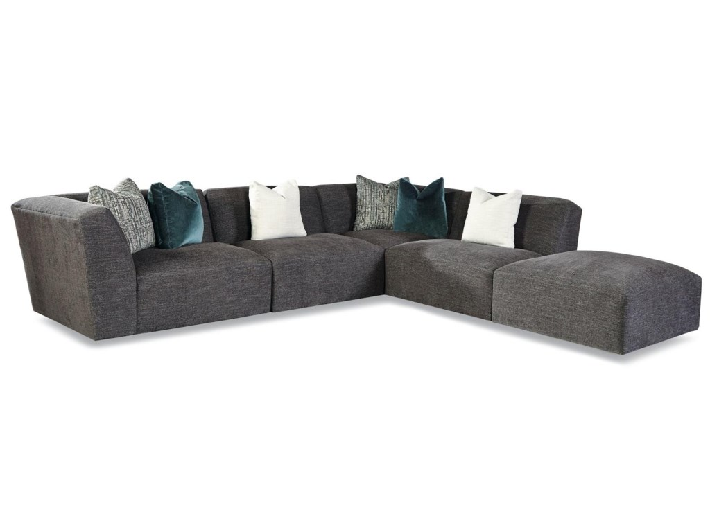Huntington House 7722Customizable Sectional