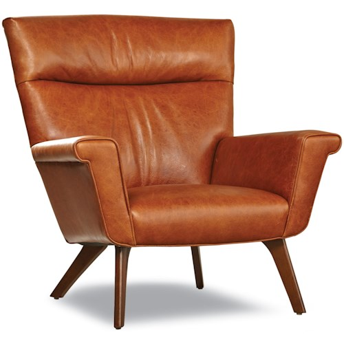 Geoffrey Alexander 7723 Accent Chair with Flared Arms