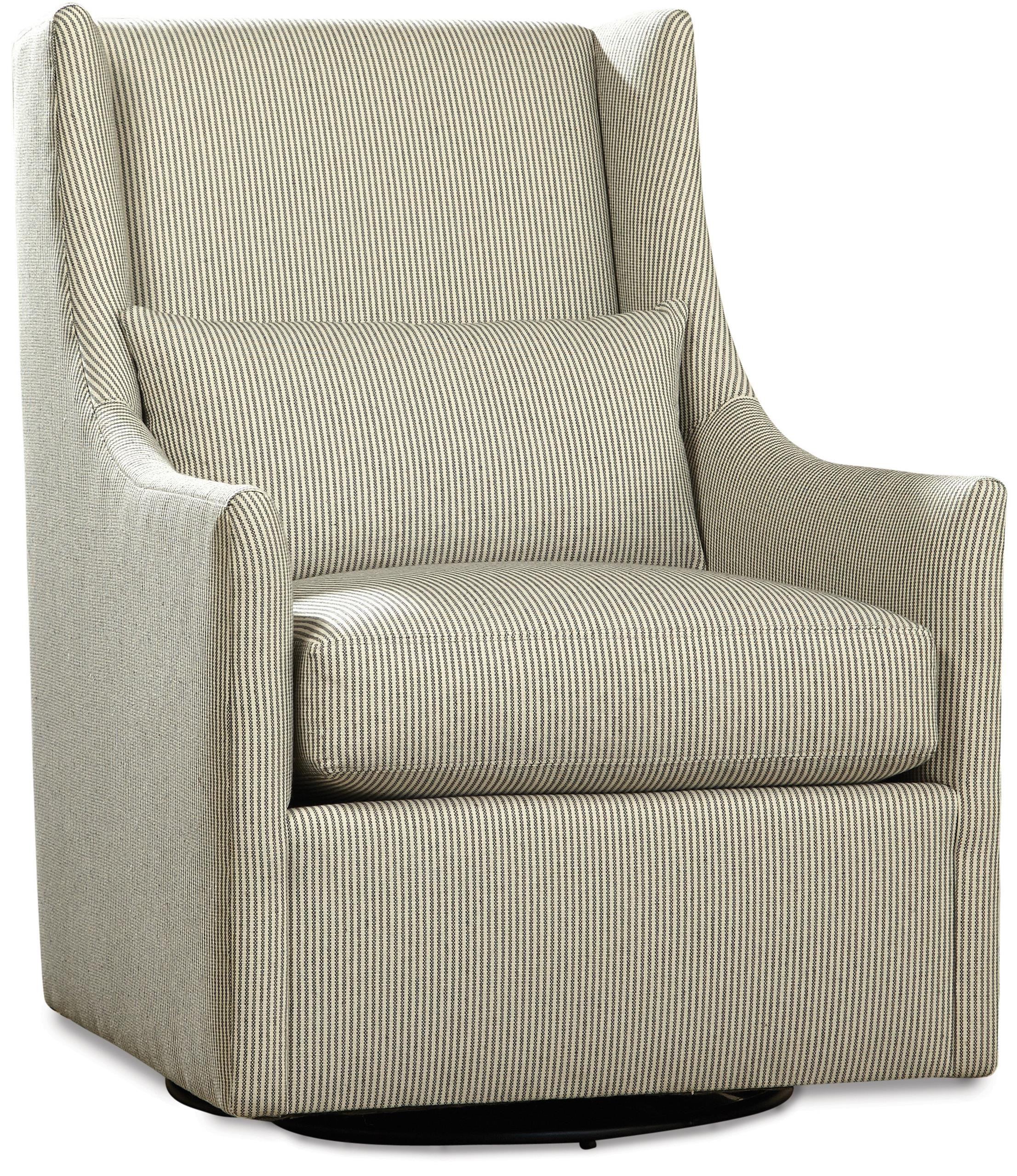 Swivel Glider with Track Arms