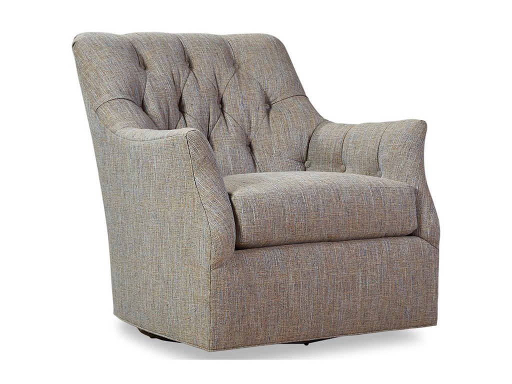 Huntington House 7765Swivel Chair