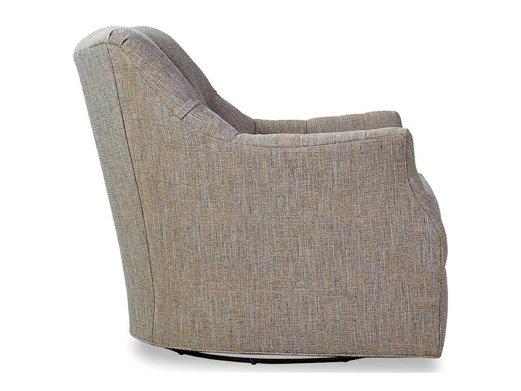 Huntington House 7765Swivel Chair