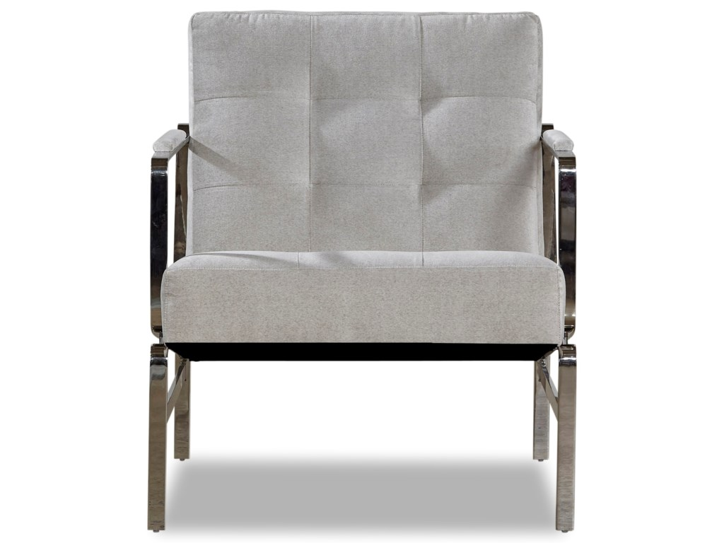 Huntington House 8013Metal Accent Chair