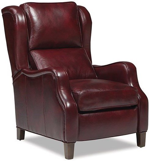 Huntington House 8111 Traditional Power Reclining High Leg Recliner