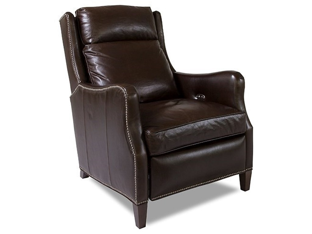 Geoffrey Alexander 8114Power Reclining High Leg Recliner