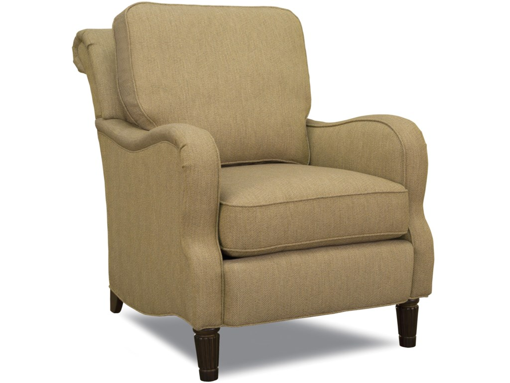 Huntington House 7073Stationary Accent Chair