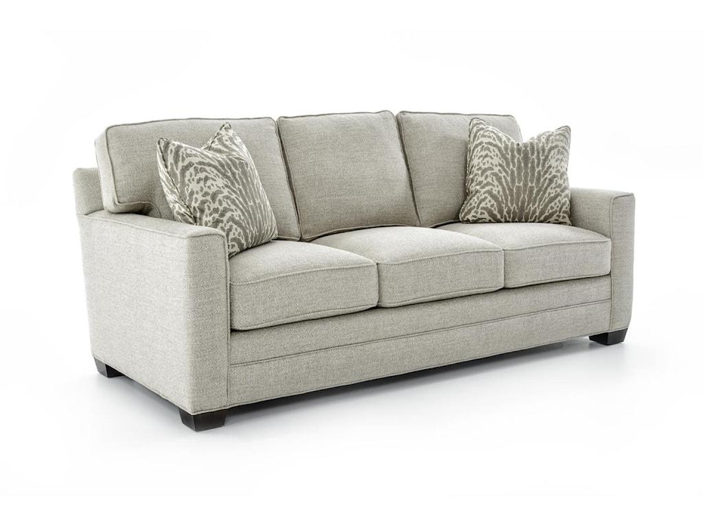 Huntington House Solutions 2053Customizable Stationary Sofa