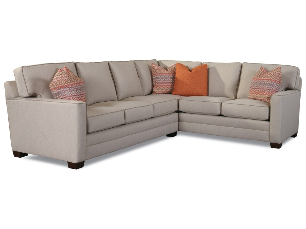 Huntington House Solutions 2053Customizable Sectional Sofa