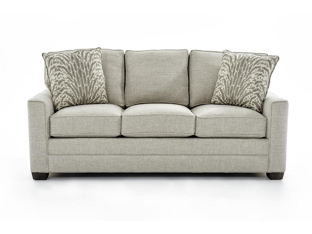 Huntington House Solutions 2053 2053-29 Customizable Sofa Sleeper ...
