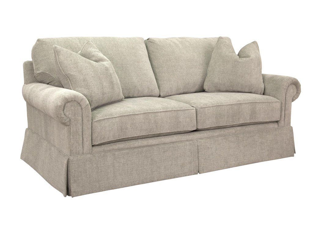 Huntington House Solutions 2053Two Cushion Sofa