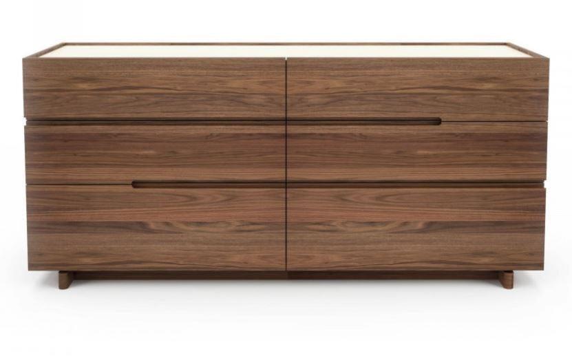 Huppe Nelson6 Drawer Dresser