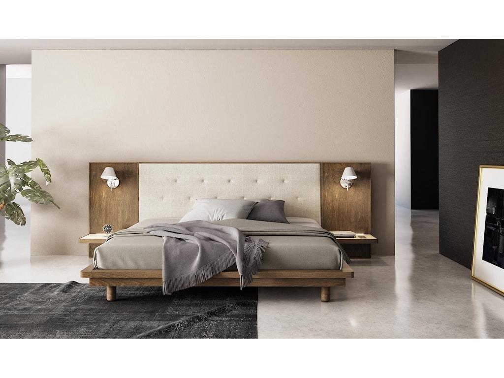 Huppe SurfaceQueen Bed