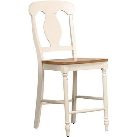 Napoleon counter stool
