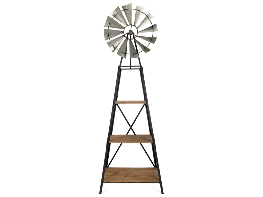IMAX Worldwide Home Accent FurnitureWindmill Bookshelf