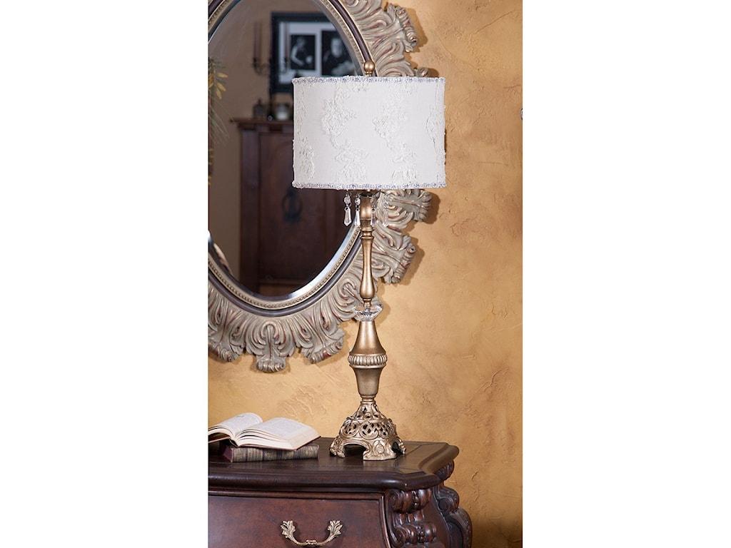 IMAX Worldwide Home Becky FletcherProtaras Table Lamp