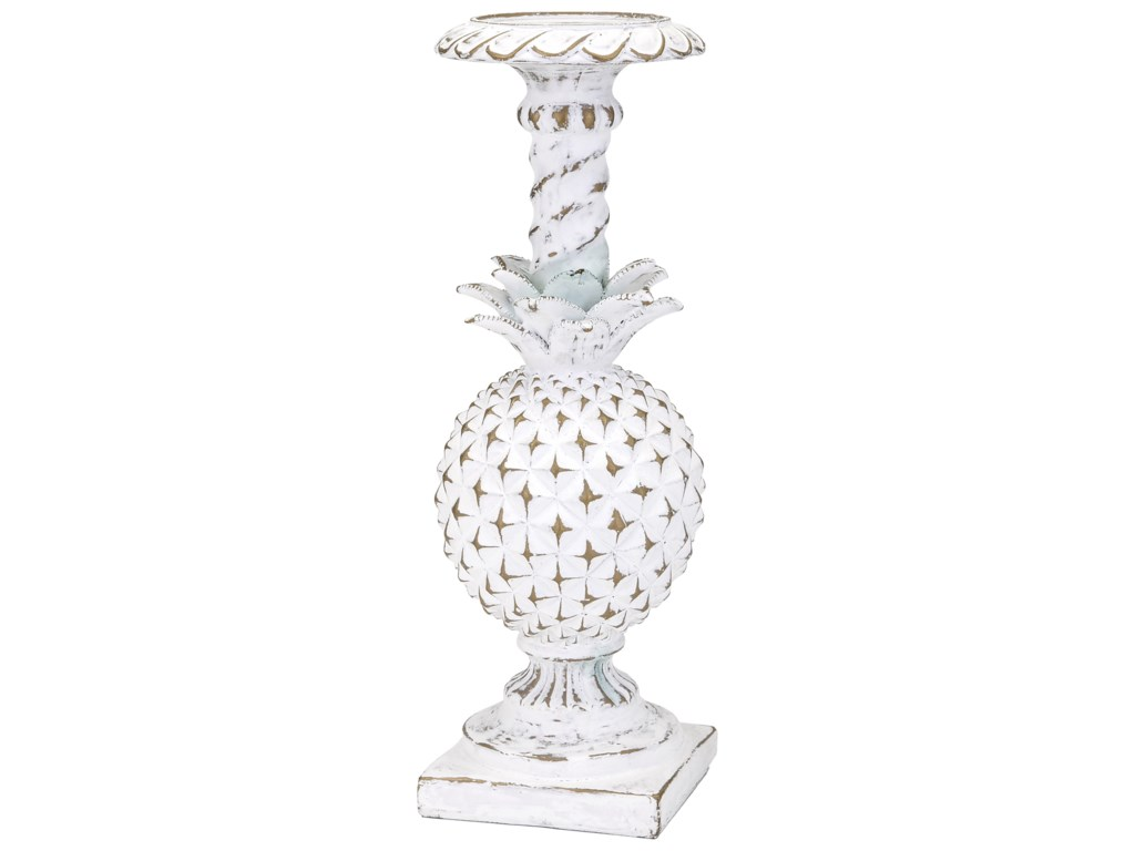 IMAX Worldwide Home Candle Holders and LanternsKing Small Candleholder