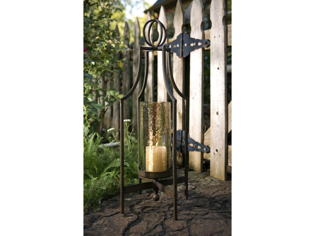 IMAX Worldwide Home Candle Holders and LanternsBauer Iron Candleholder