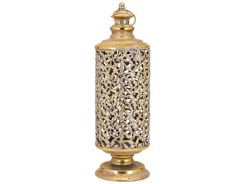 IMAX Worldwide Home Candle Holders and LanternsHakan Large Lantern