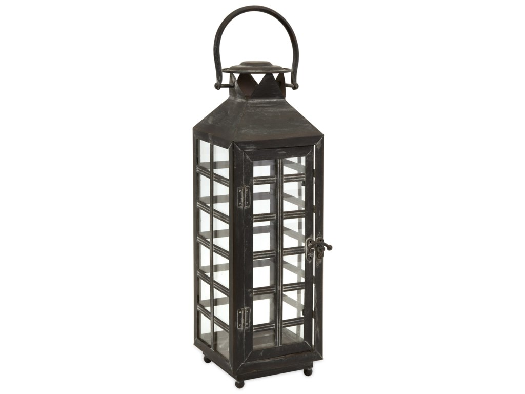 IMAX Worldwide Home Candle Holders and LanternsDrake Tall Candle Lantern