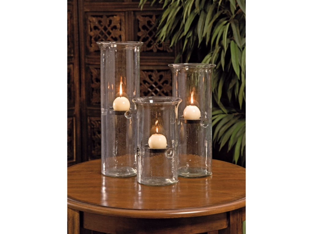 IMAX Worldwide Home Candle Holders and LanternsTealight Holders - Set of 3
