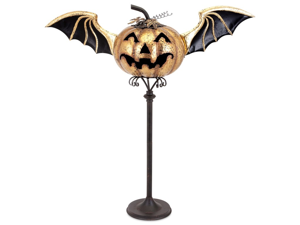 IMAX Worldwide Home Candle Holders and LanternsEddy Jack O Lantern Stand