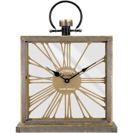 Lewis Mantel Clock