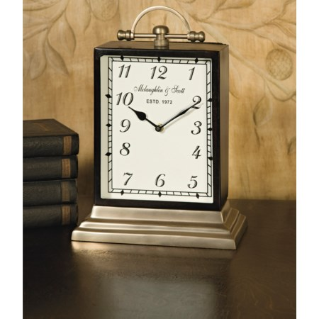 Ford Oversized Desk Clock