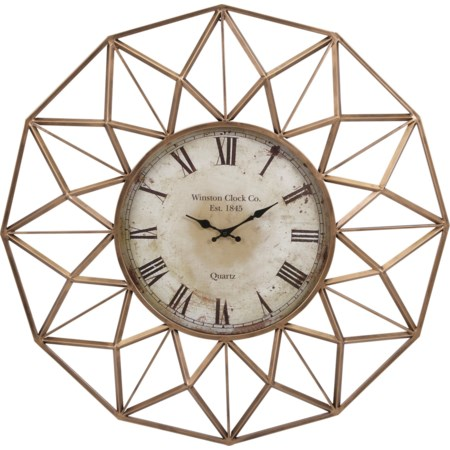 Banyan Wall Clock