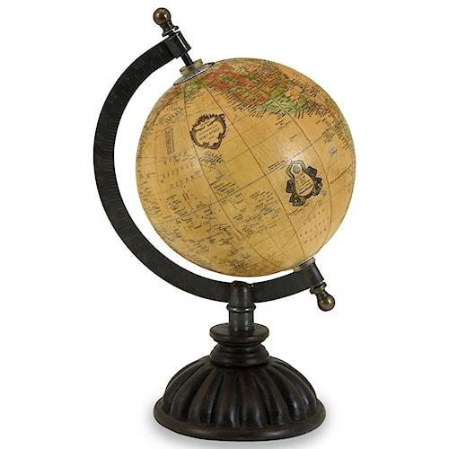 IMAX Worldwide Home Decorative Figurines Colony Globe