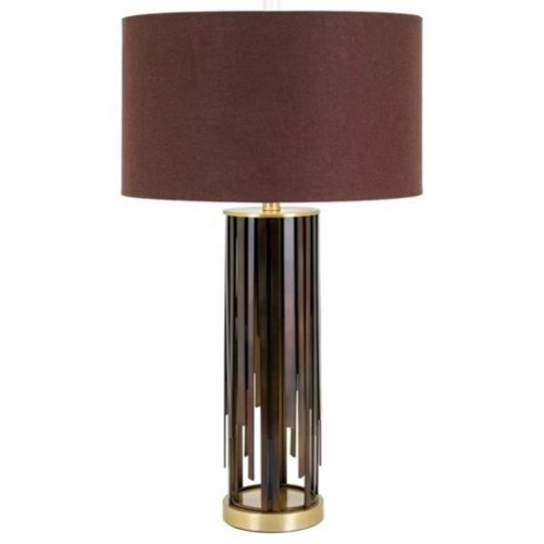 Imax worldwide home lighting parker table lamp