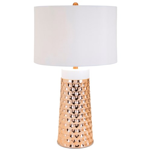 Imax worldwide home lighting fallon table lamp