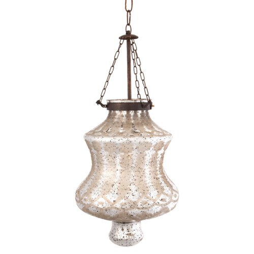 Imax worldwide home lighting cadel etched glass pendant light