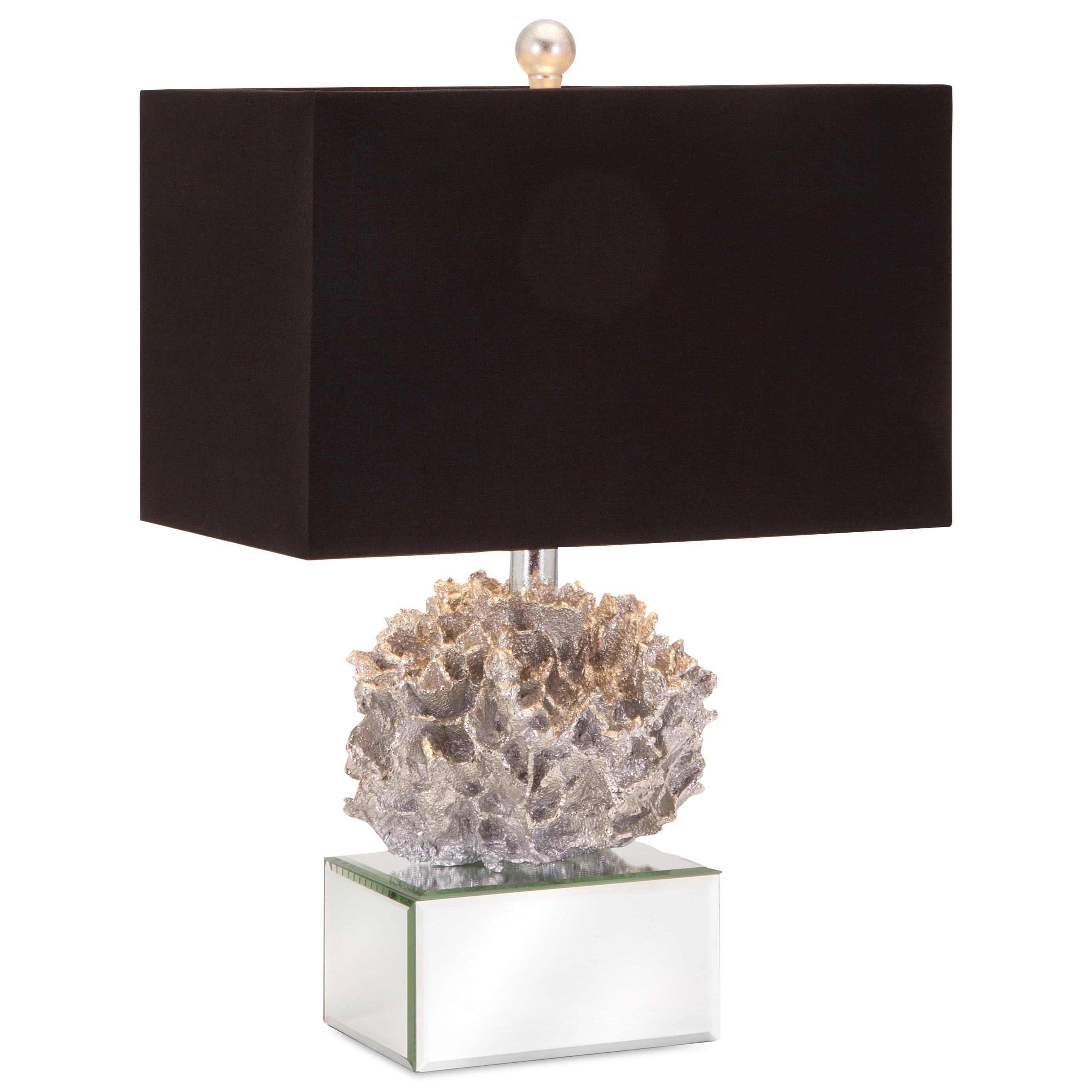 IMAX Worldwide Home Lighting Vargas Coral Table Lamp