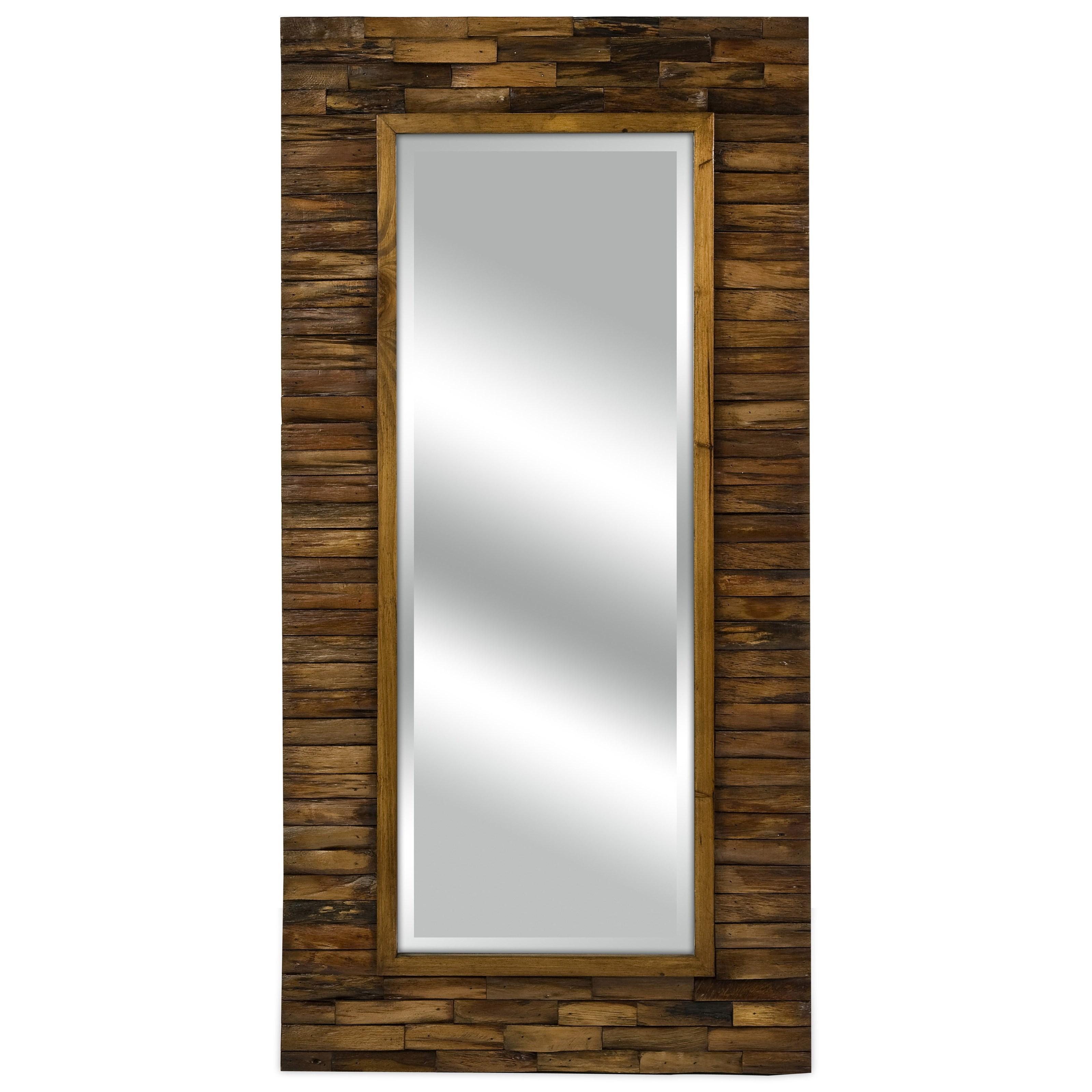 Imax 63403 Baker Aluminum Clad Mirror