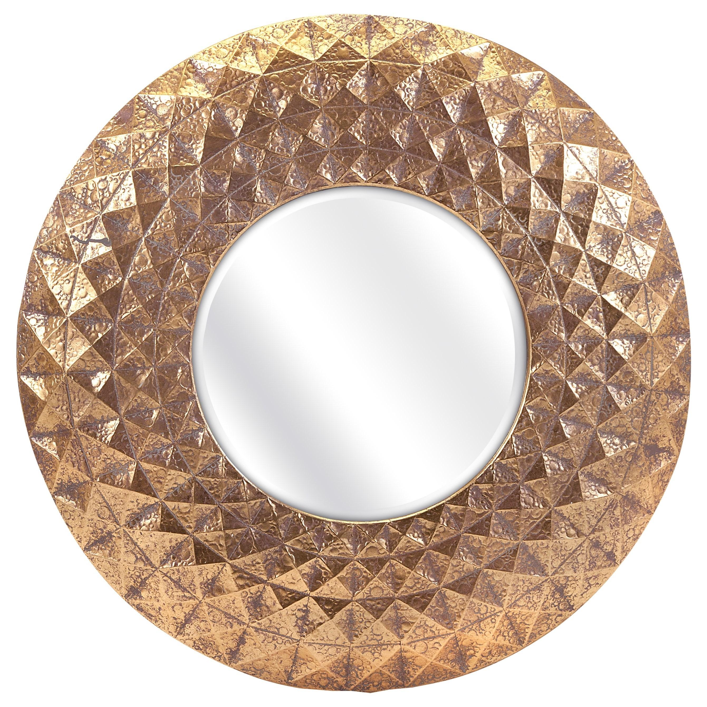 IMAX 89369 Finley Fish Mirror Medium