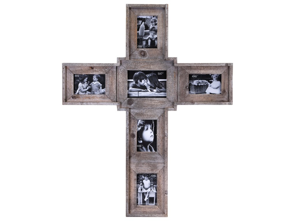 IMAX Worldwide Home Picture FramesCross Family Wall Frame