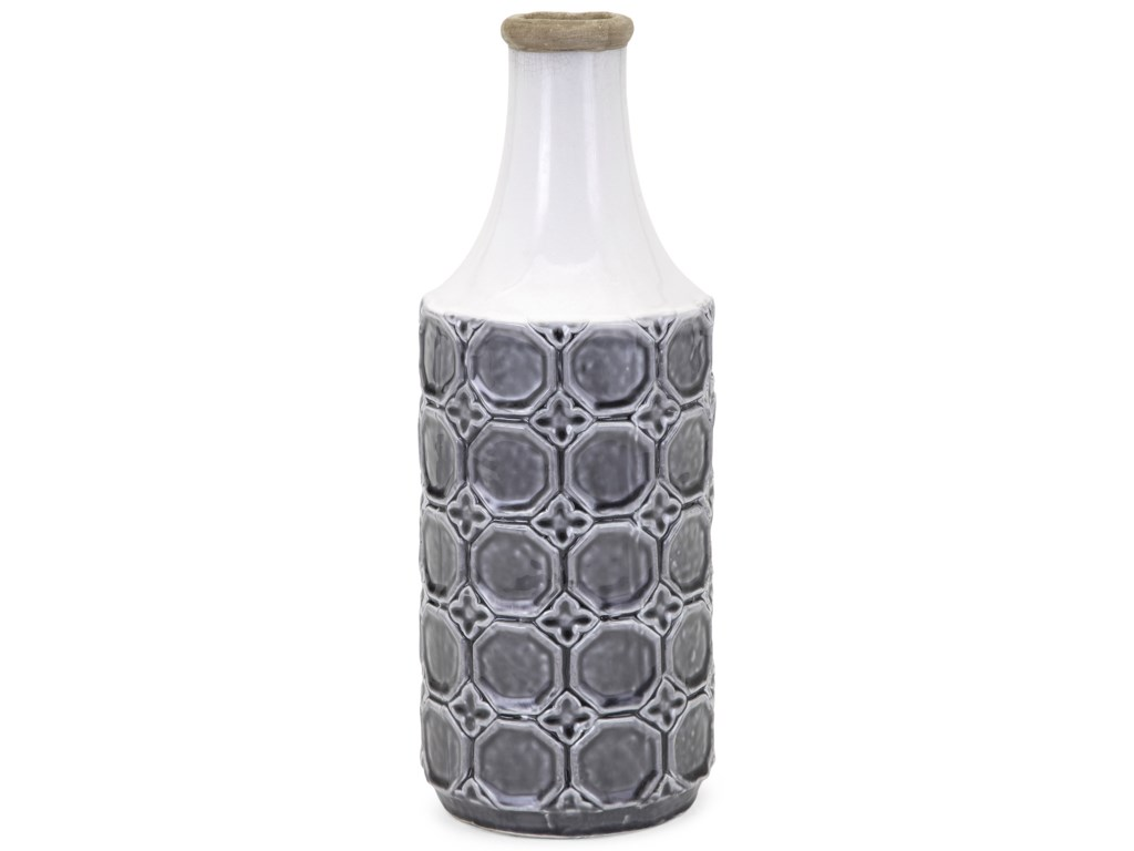 Imax Worldwide Home Vasesbianca Tall Vase