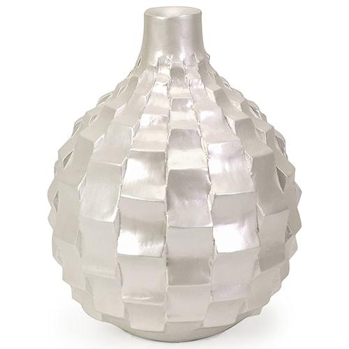 Imax Worldwide Home Vases Helena Small Pearl Vase Howell Furniture