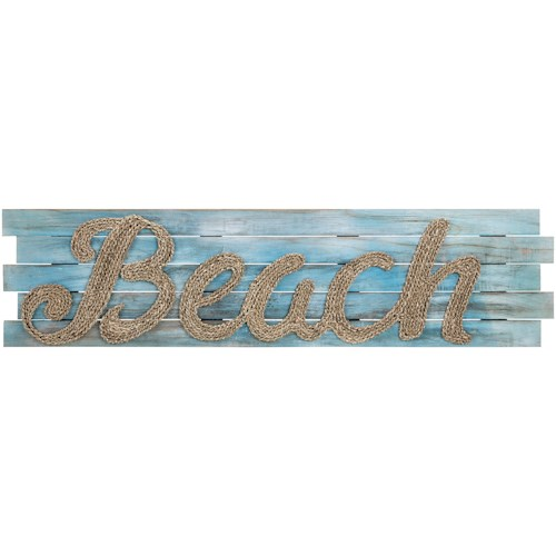 IMAX Worldwide Home Wall Art Woven Beach Wall Decor | Howell ...