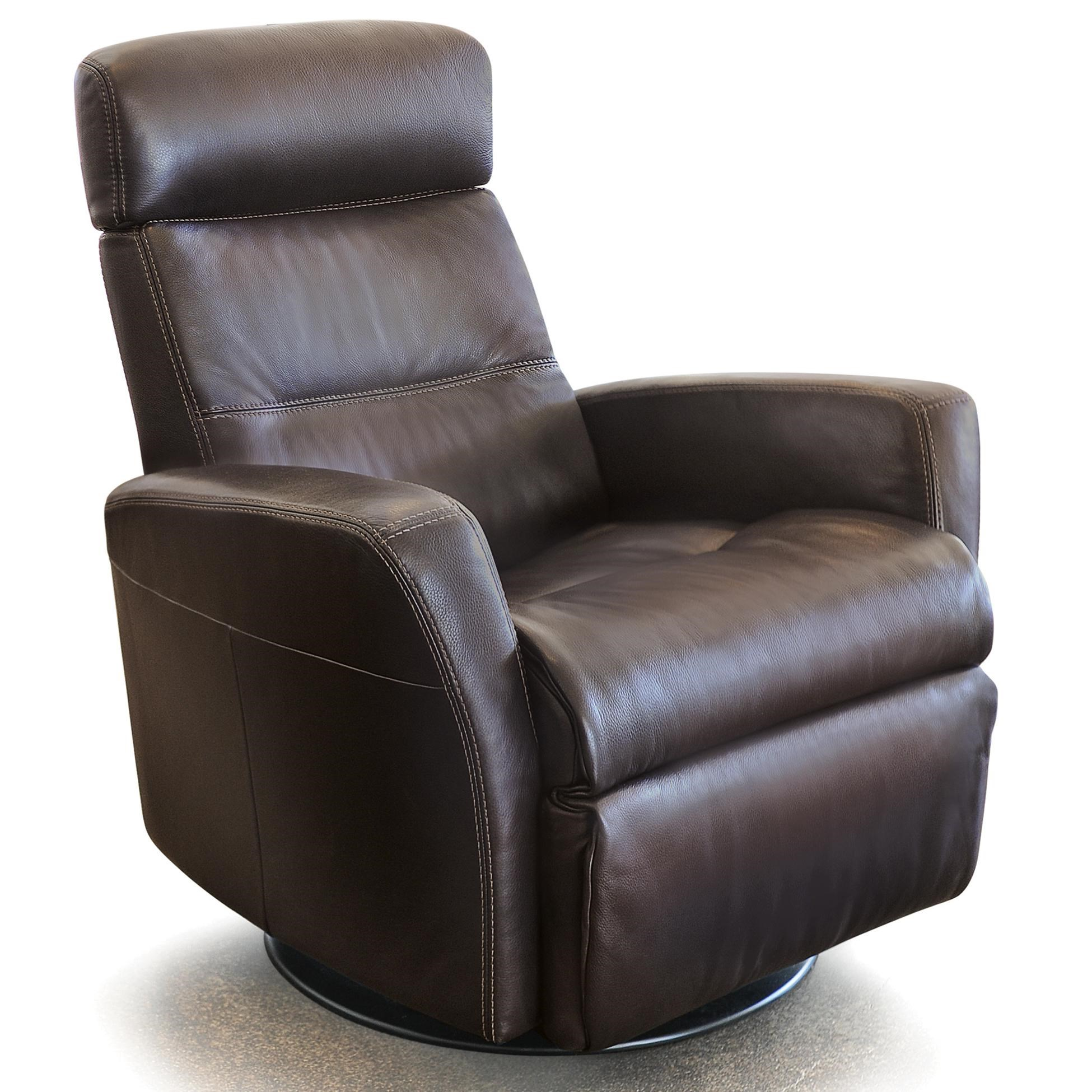 Recliners Modern Divani Recliner Relaxer With Swivel Base