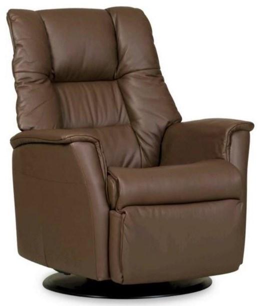 Modern Verona Recliner Relaxer with Swivel Base