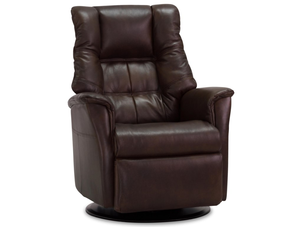 IMG Norway BostonLarge Power Recliner with Chaise