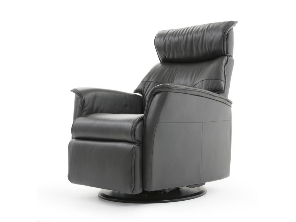 IMG Norway CaptainLarge Recliner with Chaise