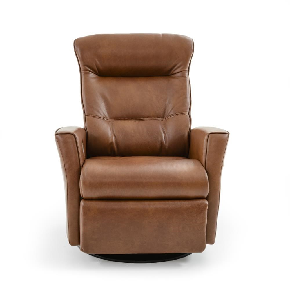 Large-Size Relaxer with Power Recline, Swivel, Glide and Rock