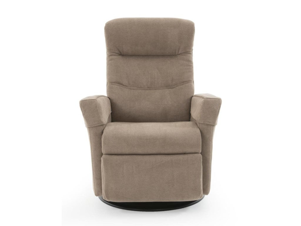 IMG Norway LordGlider Recliner with Molded Foam