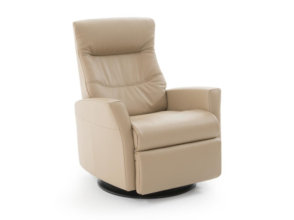 IMG Norway LordLarge Glider Recliner with Molded Foam