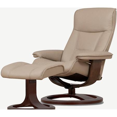 Nordic Chair/otto-p324 Blue