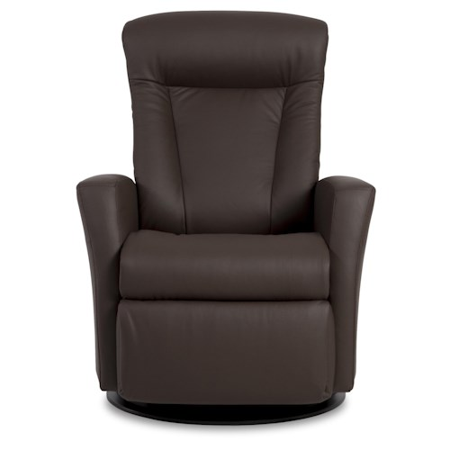 IMG Norway Prince Prince Power Relaxer Recliner with Swivel, Glide and Rock